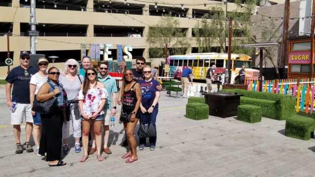 Foodie Tour Company Las Vegas