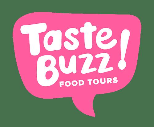 Taste-Buzz-Bubble-Logo