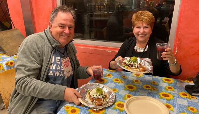 Best Tacos in Downtown Las Vegas Vegas Taste Buzz Vegas Food Tours