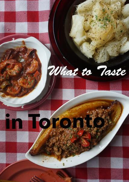 best eats Toronto