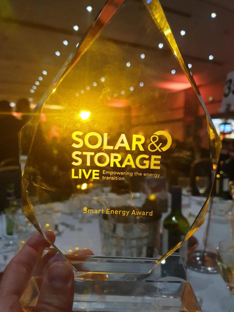 Smart Energy Award 2019