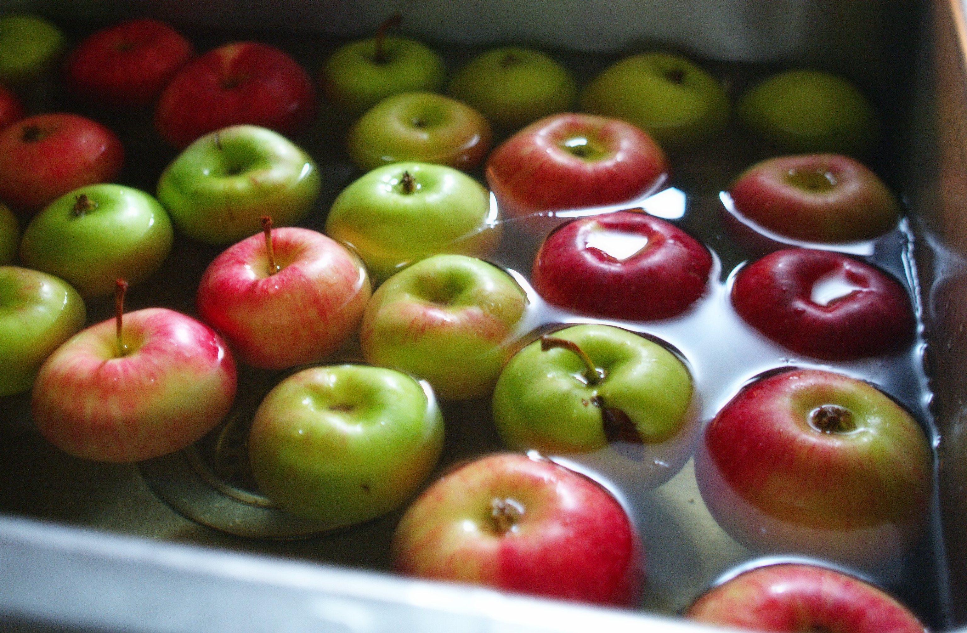 Why Do Apples Float? | TASTE