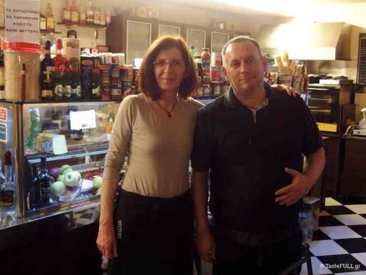 Τα Φιλέματα στα Ιωάννινα, ένα ελληνικό μπιστρό