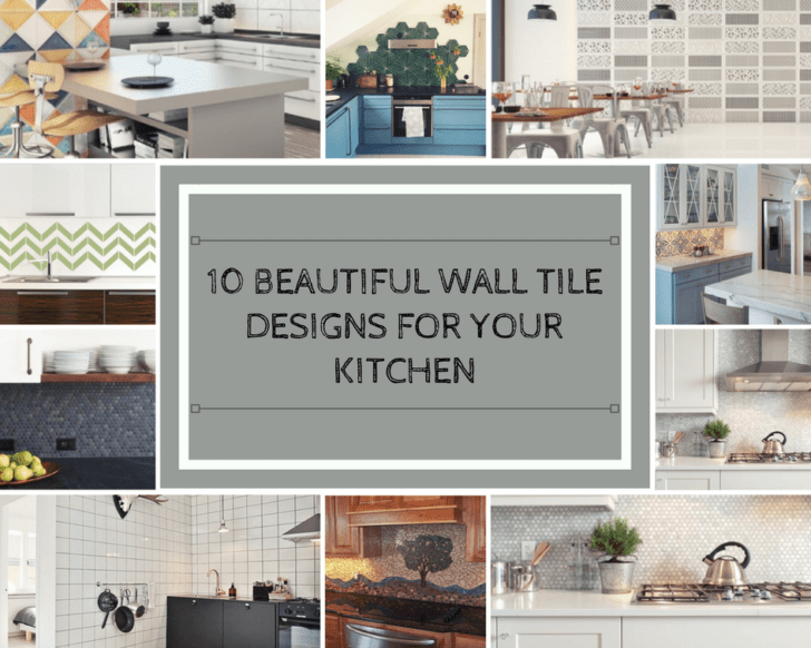 how to decorate your kitchen square sink 10 beautiful wall tile designs with grace