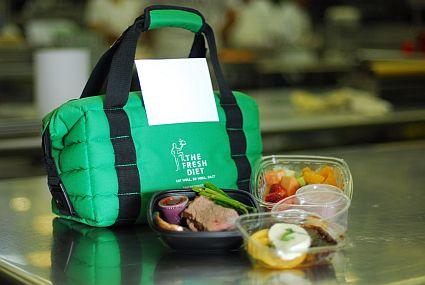 The Fresh Diet Cooler Bag