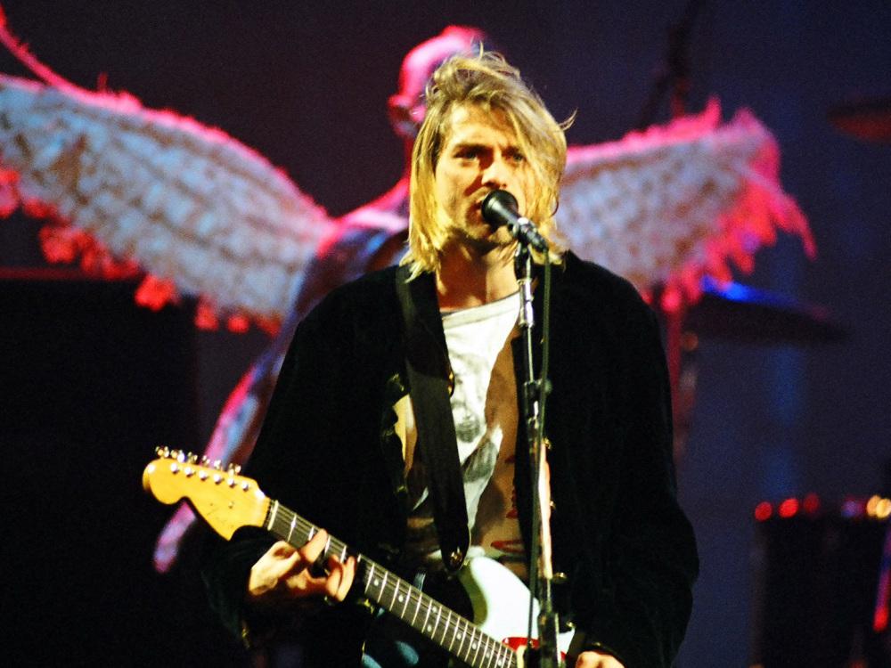 Kurt Cobain Montage of Heck