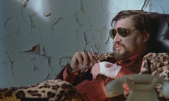 Rainer Werner Fassbinder in Kamikaze 1989