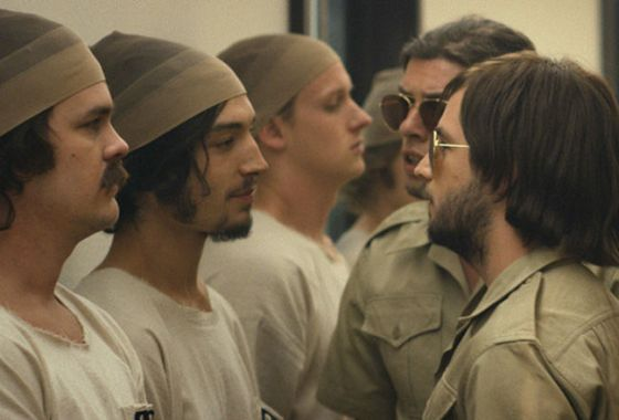 Ezra Miller - The Stanford Prison Experiment