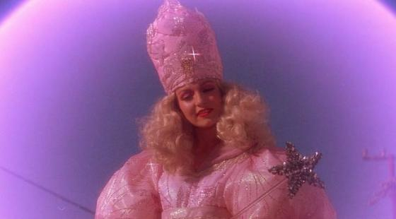Glinda, the Good Witch from Wild at Heart