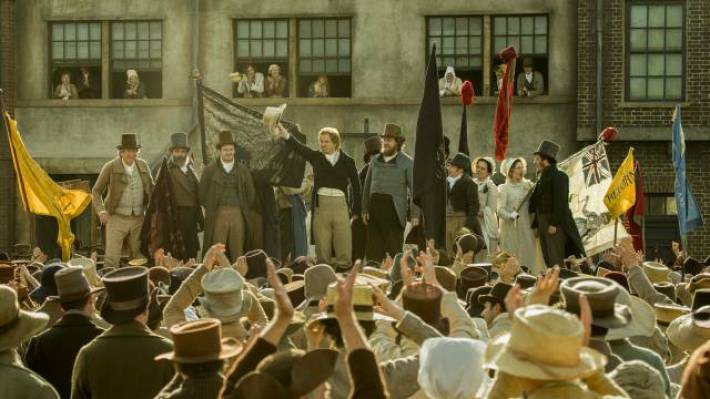 Peterloo by Mike Leigh