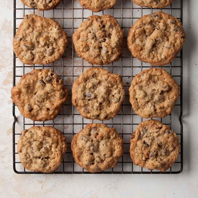 10 cup cookies