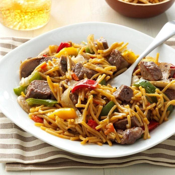 Knorr Teriyaki Noodles Recipes Kayarecipe Co