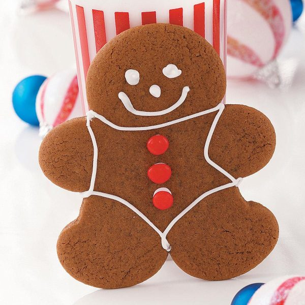 Chocolate Gingerbread Cookies Recipe Taste Of Home