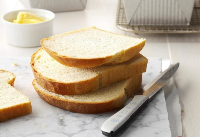 Home Style Yeast Bread Recipe Taste Of Home