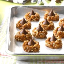 Bake Cookie Butter Blossoms Recipe Taste Of Home