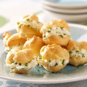Crab Puffs
