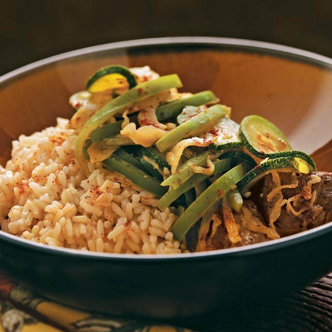 West African Beef Stew Recipe   Taste of Home