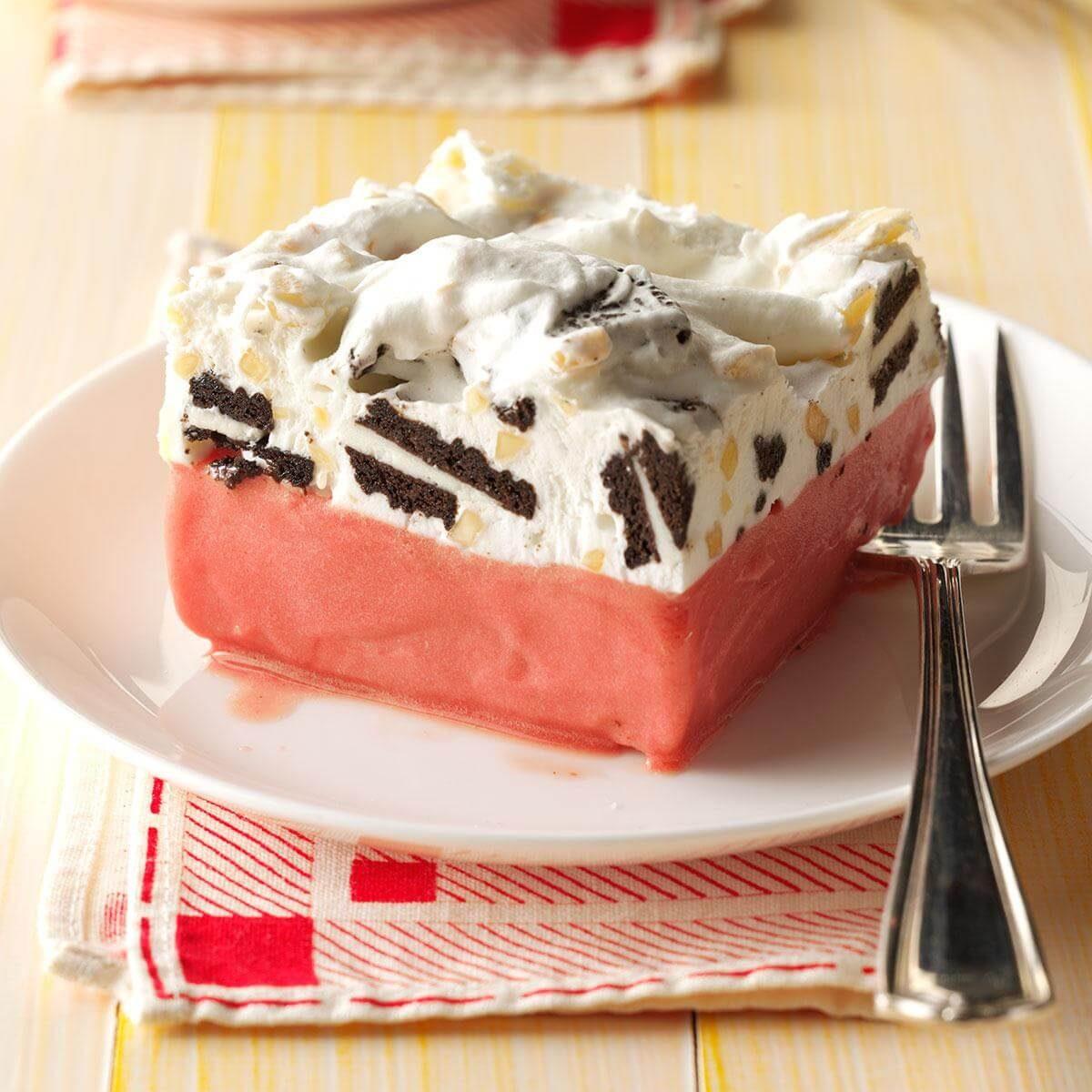 Sherbet Cookie Delight Recipe  Taste of Home