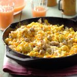 Camper S Breakfast Hash Recipe How To Make It Taste Of Home