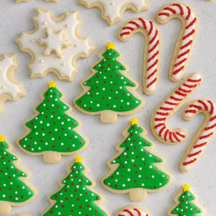 Christmas Cookie Decorating Videos