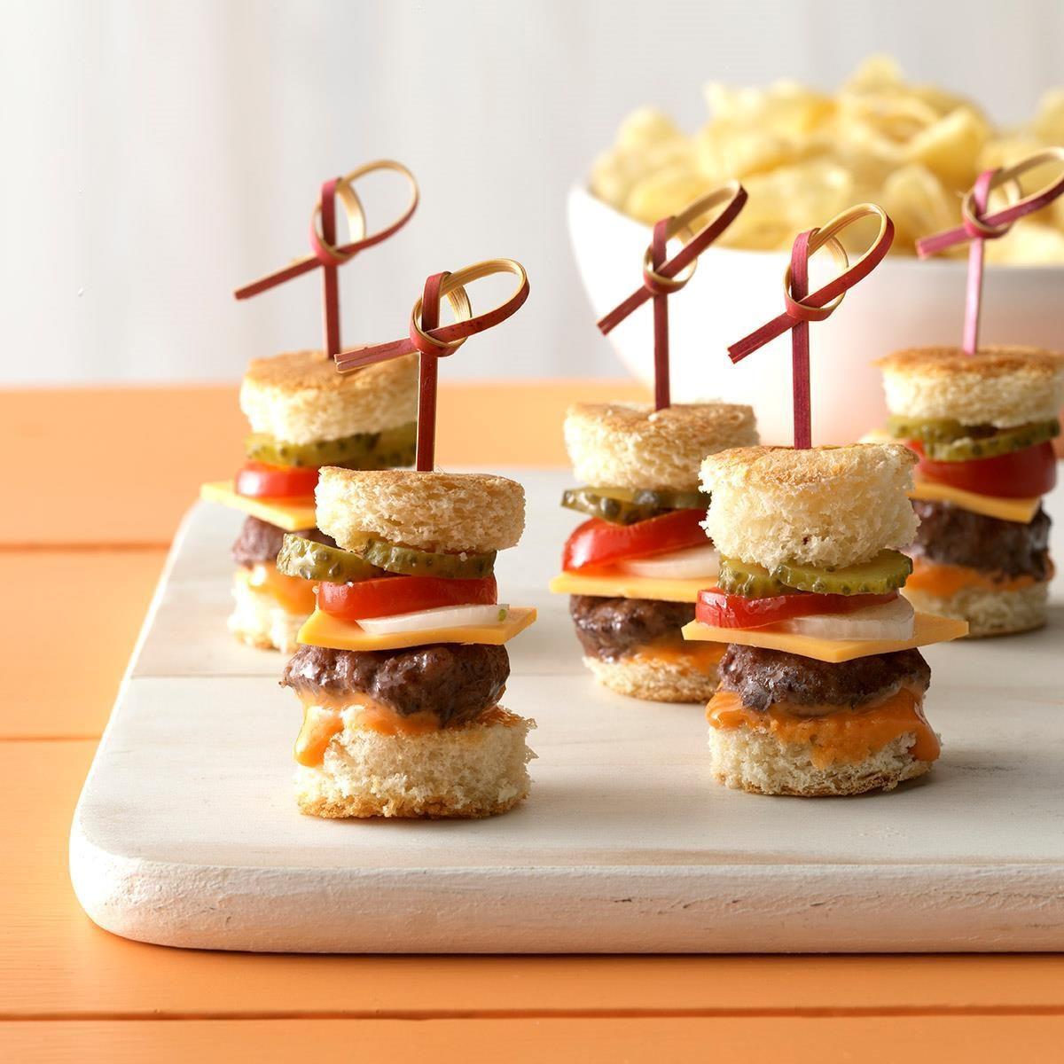 70 birthday food ideas
