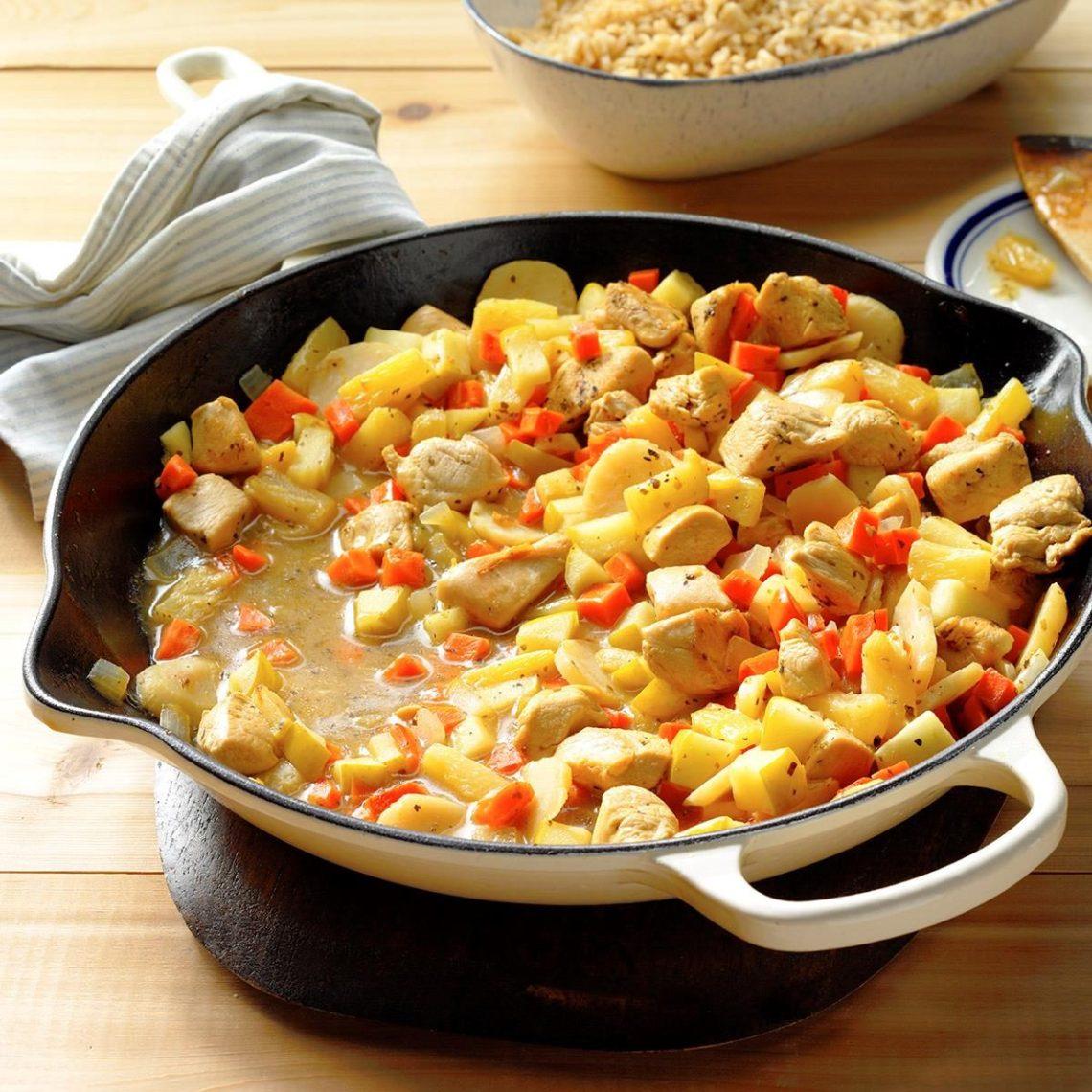 Weeknight Chicken Chop Suey Recipe: How to Make It | Taste ...