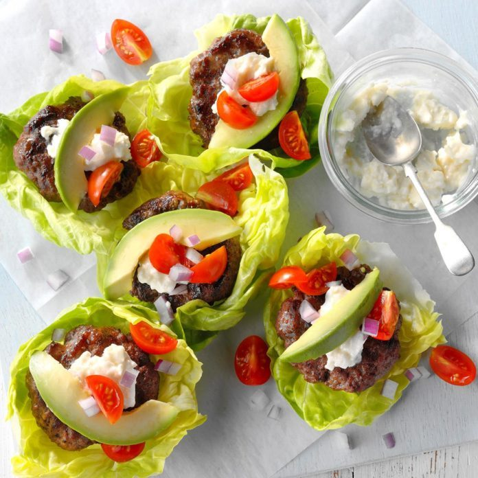 70 Easy Low Carb Dinner Ideas Taste Of Home