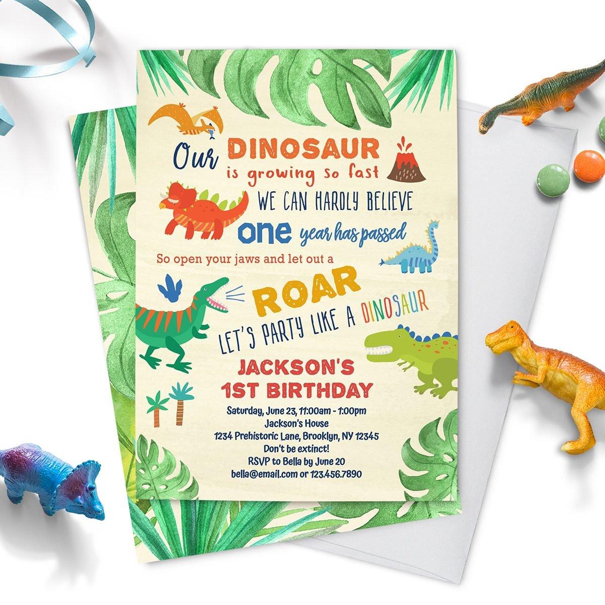 10 best dinosaur birthday party ideas
