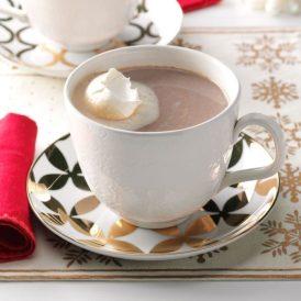 Gingerbread Hot Cocoa