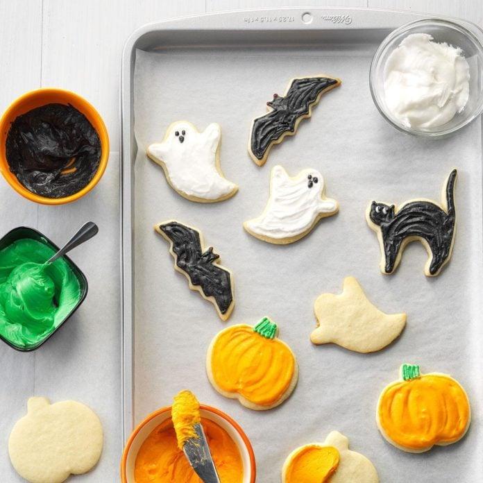 Fun Halloween Cookie Ideas | Hallowen.org