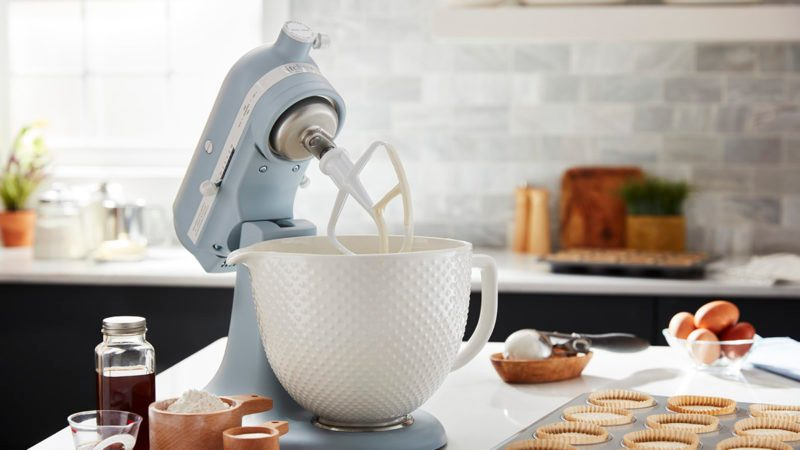 KitchenAid Launches A New Mixer Color To Celebrate 100th Anniversary Taste Of Home