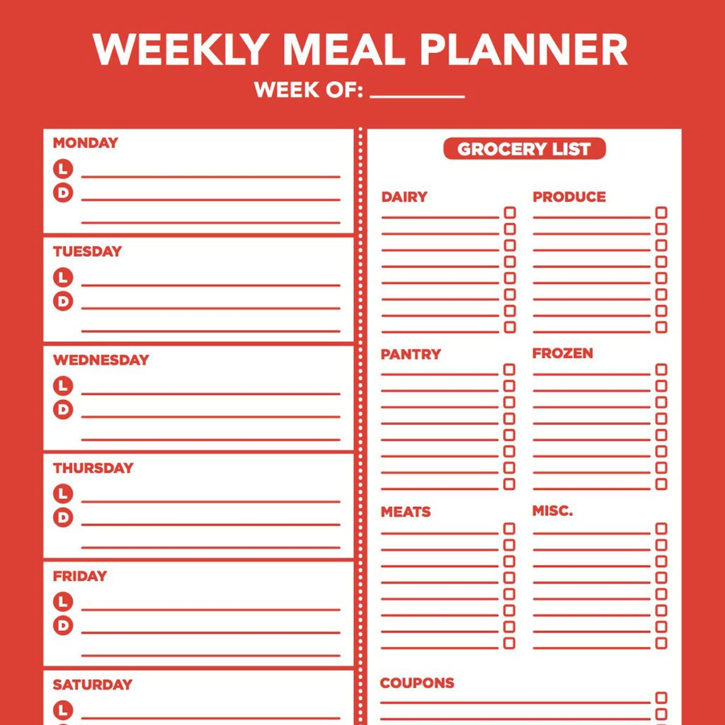 10 Products That Make Meal Planning Easy