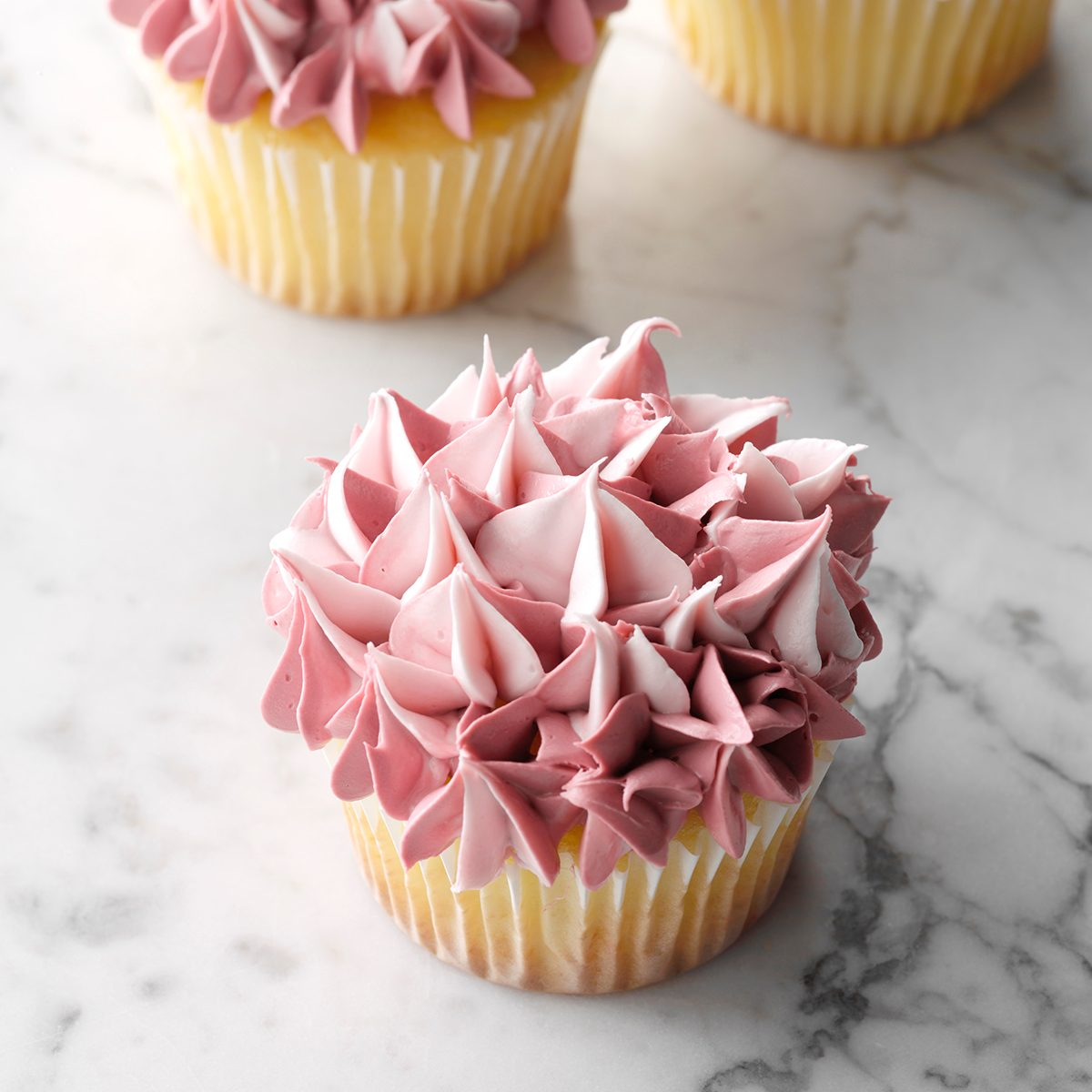 11 Easy Cupcake Decorating Ideas Taste Of Home