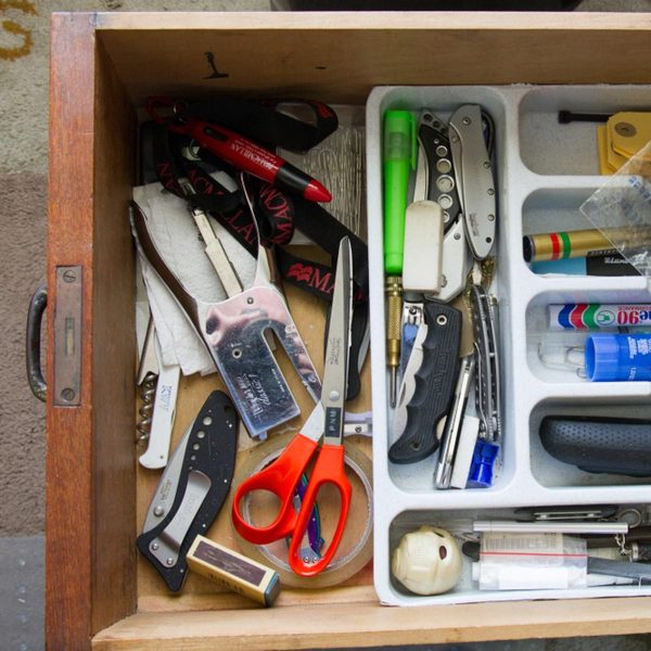 Flipboard Clean Junk Drawer With 10 Amazing