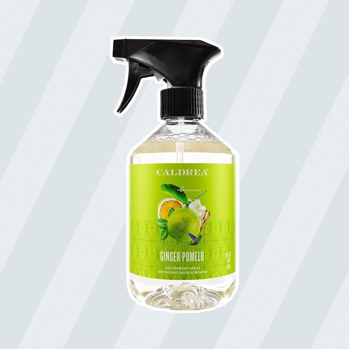 Caldrea Countertop Spray Ginger Pomelo