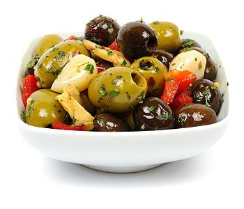 olive-mediterannea