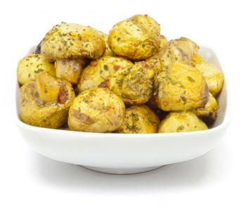 grilled-mushrooms
