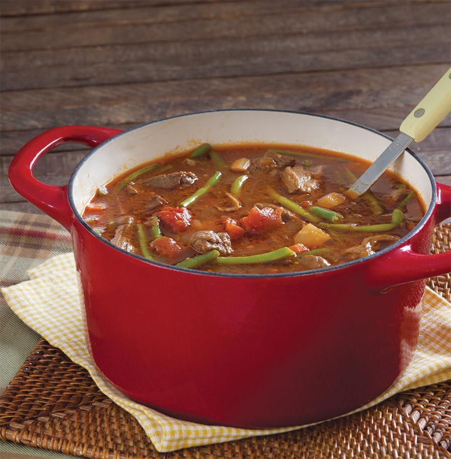 Hearty VegetableBeef Stew  Taste of the South