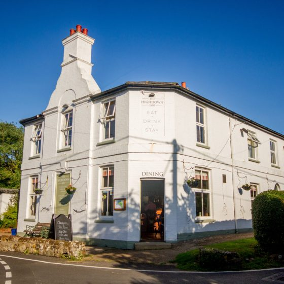 The Highdown Inn
