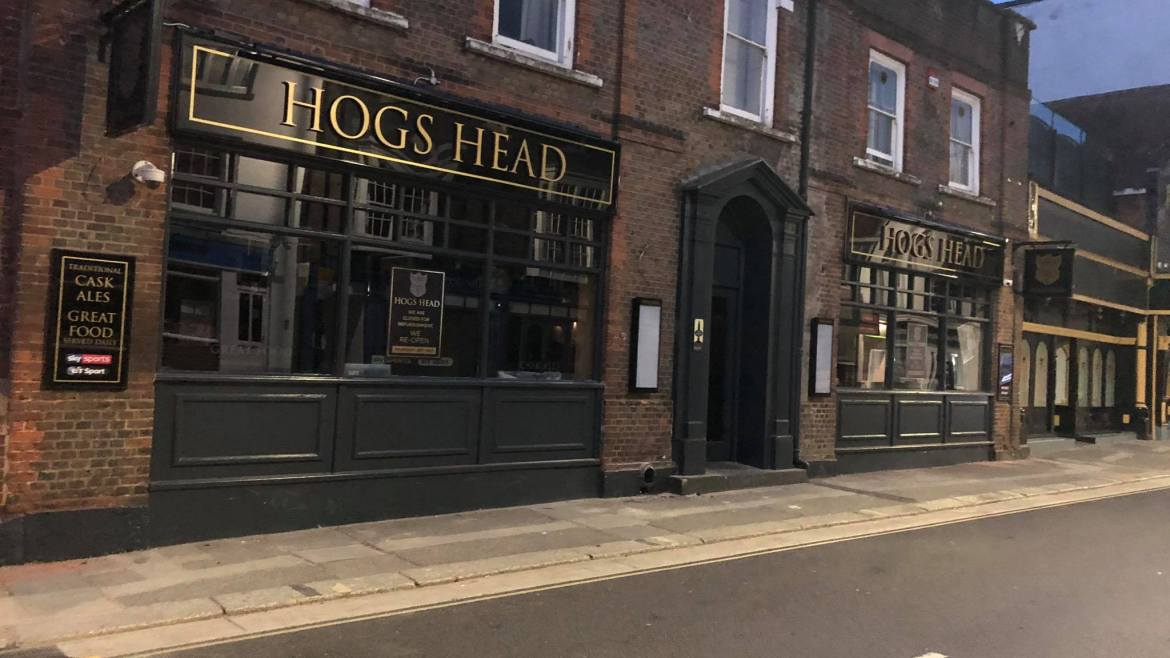 The Hogs Head