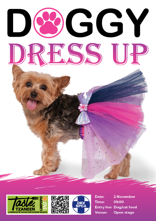 Doggy Dress up