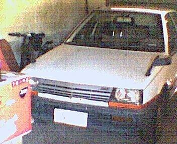 001 - Mitsubishi Mirage