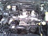Old engine. Seized.
