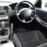Optional Airbag, Series 1 Dash