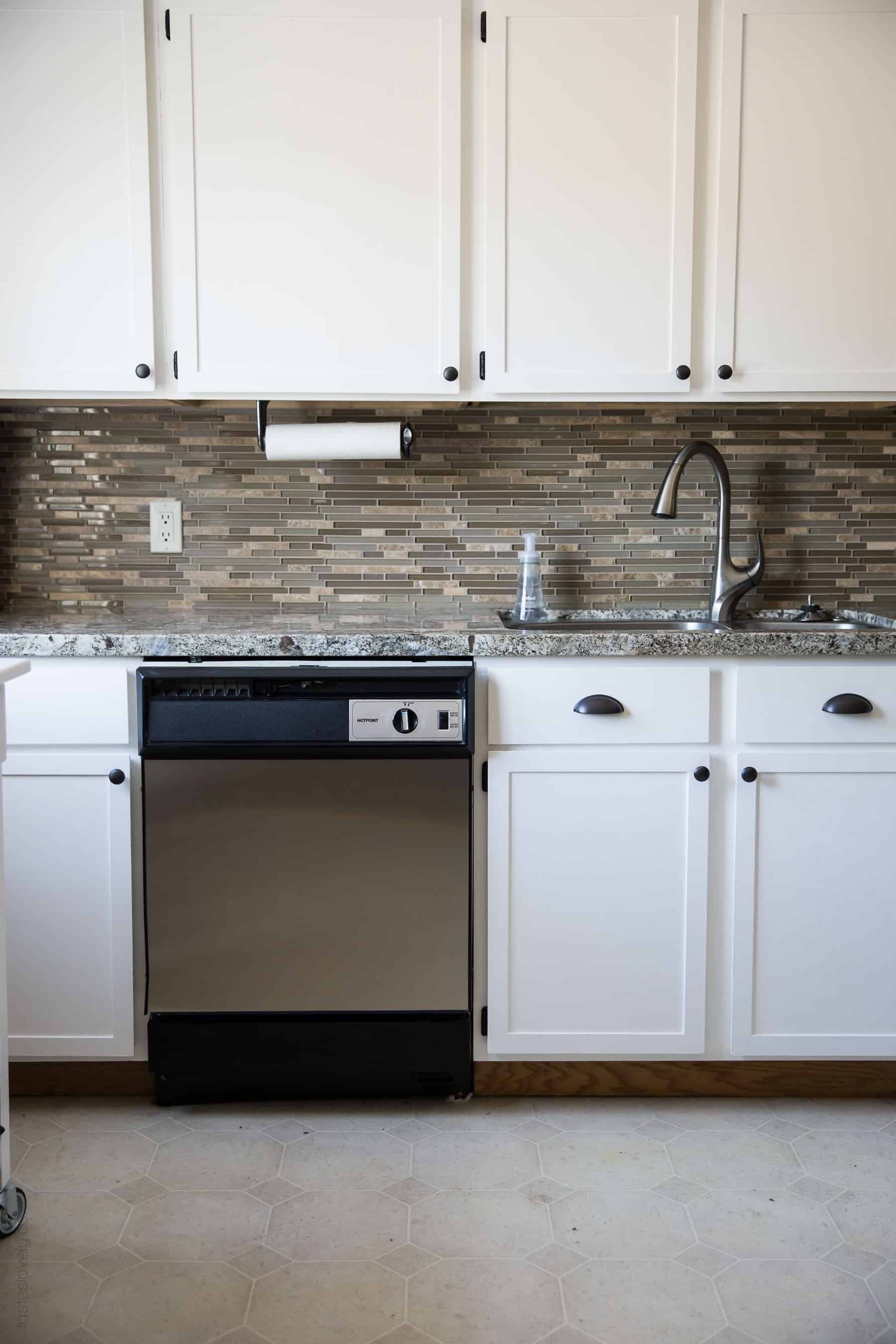 kitchen trim hotels with in los angeles our 281 remodel tastes lovely diy painting oak cabinets white adding wood to