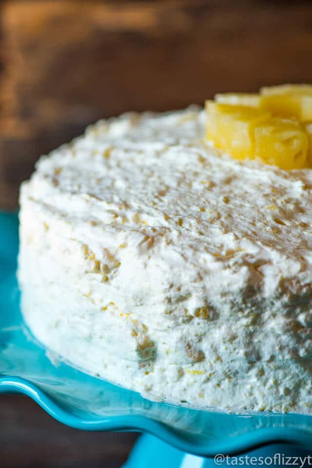 Orange Pineapple Pig Pickin Cake Tastes Of Lizzy T