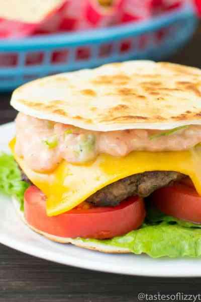 Quesadilla Burger