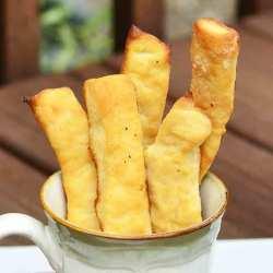 easy butter dip breadsticks recipe
