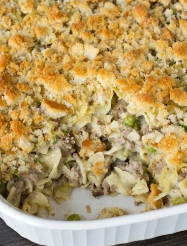Amish Yumasetti Casserole recipe