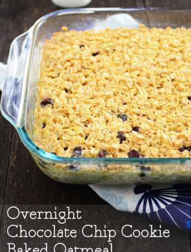 chocolate-chip-baked-oatmeal-recipe
